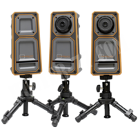 LONGSHOT's wireless Target Camera System