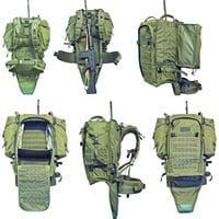 Снайперские переноски, драг баги, рюкзаки для оружия