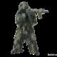 Маскировка снайпера, пехотинца