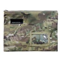 Zippered Memo Bag
