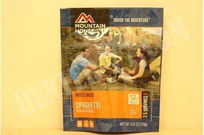 Спагетти в мясном соусе маринара 2.5 порции