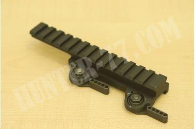 Кронштейн планка пикатини LT101 LaRue Tactical Picatinny Riser QD