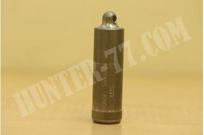 Titanium Big Keychain Lighter XL