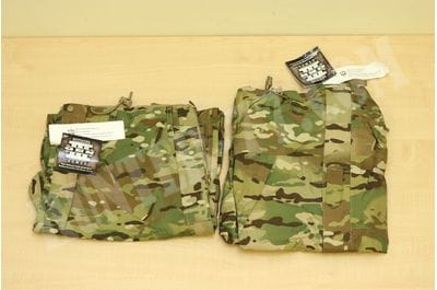 GEN III ECWCS LEVEL VI EXTREME WET/COLD WEATHER JACKET & TROUSERS Multicam GORE-TEX us army