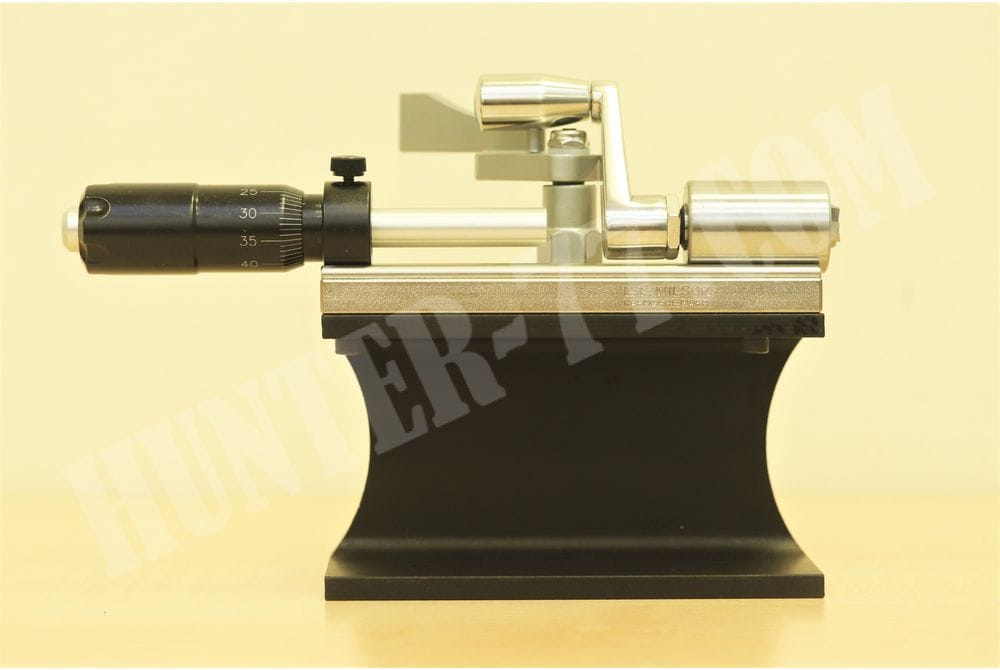 Триммер для подрезки гильз с платформой SINCLAIR/L.E. WILSON - ULTIMATE TRIMMER & PLATFORM KIT
