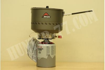 Горелка газовая MSR Reactor 2,5 л / 1.0 л