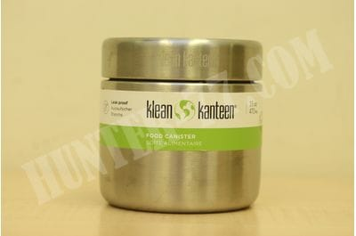 Klean Kanteen Food Canister with Stainless Lid 0,5 L 0.25 L