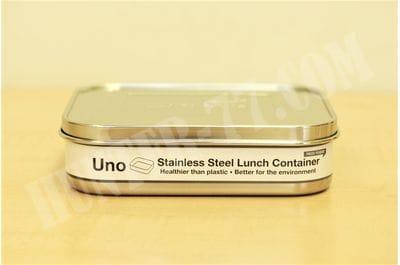 Контейнер для еды  LunchBots 0,6 L стальной