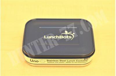 Контейнер для еды LunchBots 0,6 L синий