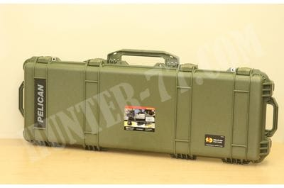 Pelican 1720 Rifle Case with Foam OD Green