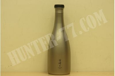 Snow Peak Men's Titanium Sake Bottle 540ml TW-540 Flask