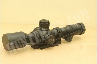 Hensoldt ZF 3.5-26x56 FF Riflescope black