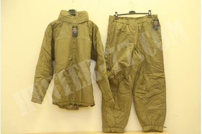 Слой 7 Ген4 Теплый костюм GEN IV Free Extreme Cold Weather Level 7 Tan ECWCS