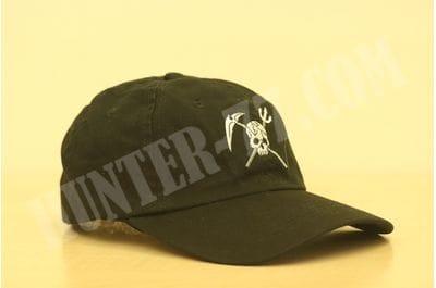 Baseball cap US NAVY black Skull with a trident