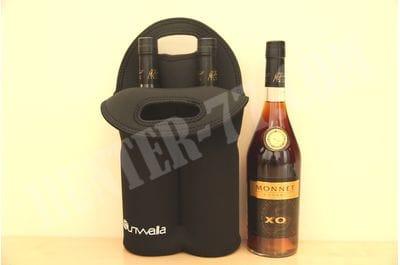 Неопреновый изолирующий защитный чехол для 2 Бутылок от 0,7L