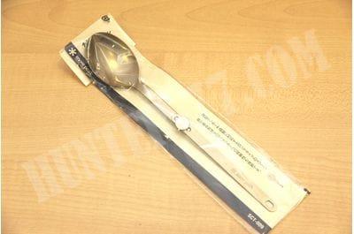 Ложка складная титановая Snow Peak Long Folding Spoon