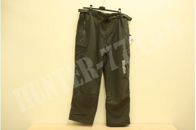 Tactical pants warm 750 grams with fleece lining