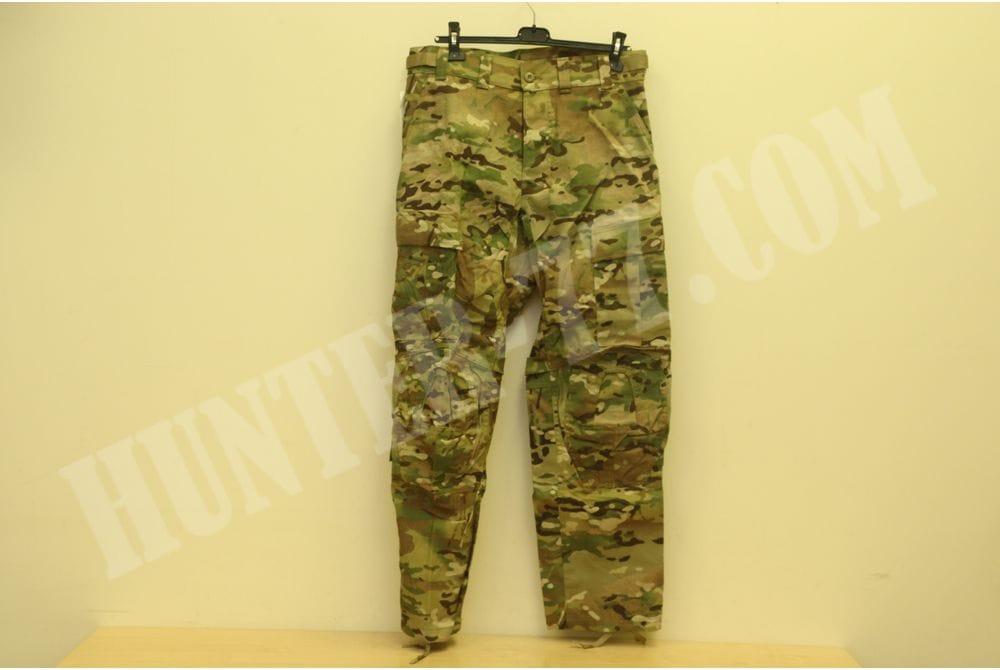 Штаны READYONE TEAM Army Combat Pant SLOTS TWILL FR с интегрируемыми наколенниками мультикам