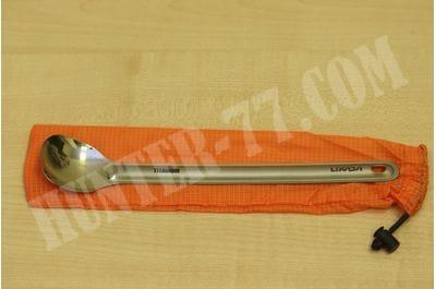 Ложка титановая 8 дм TOAKS Titanium Long Handle Spoon