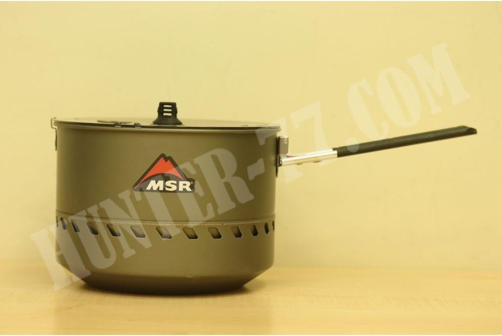 Кастрюля MSR Reactor Cooking Pot 2.5-liter