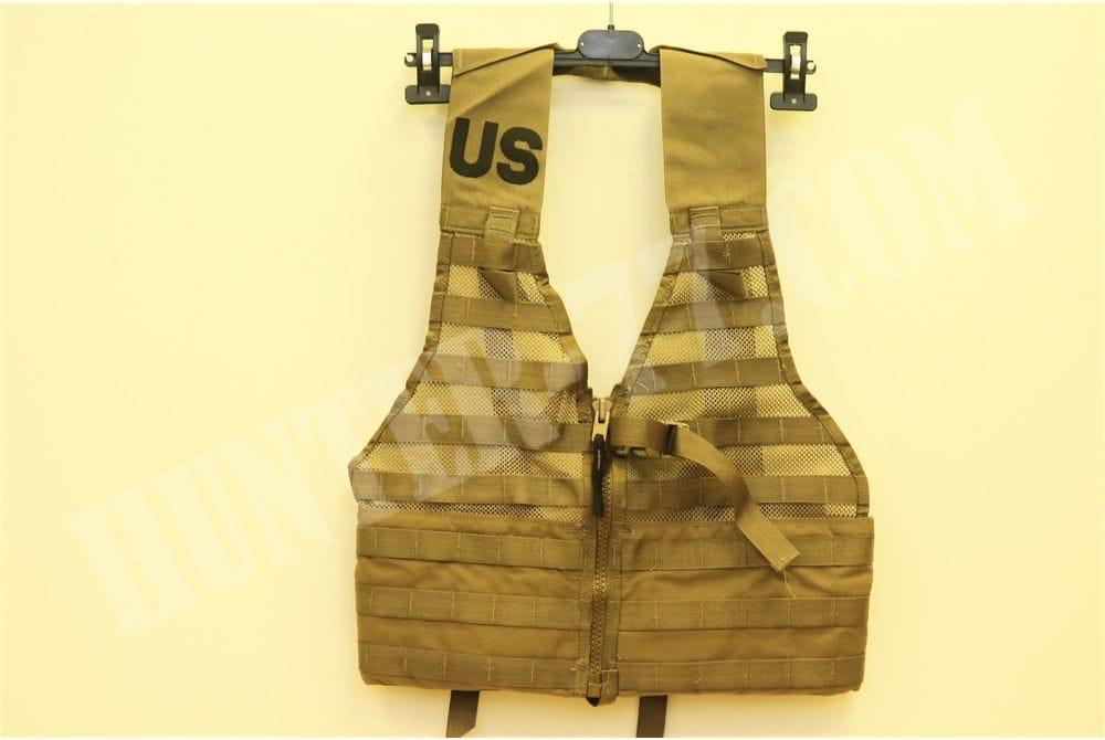 Военный разгрузочный жилет Coyote армии США