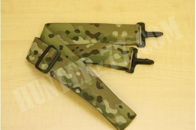 """Ремень регулируемый 2"""" плечевой для сумок мультикам / tan / coyote / green /"""