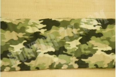 Одеяло флисовое Woodland camo 152 см х 127 см