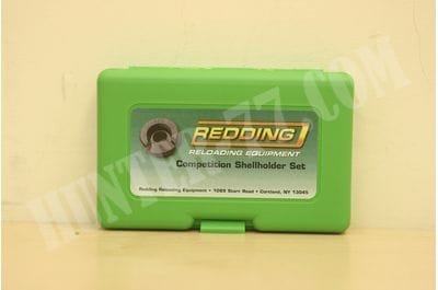REDDING Competition Shellholder Box ONLY