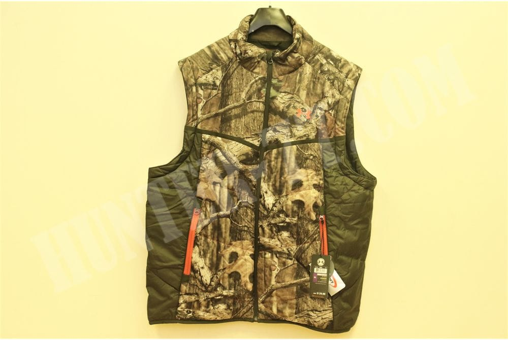 Жилет охотничий Under Armour Men's Realtree Camo