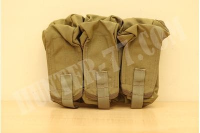 Eagle Industries SFLCS triple mag AK magazine pouch khaki AK 47 / 74