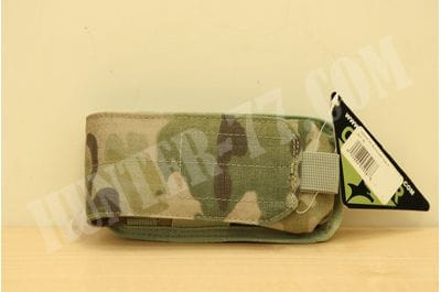 multicam M4 Butt Stock Mag Pouch