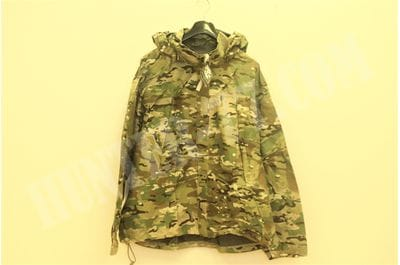GEN III ECWCS LEVEL VI EXTREME WET/COLD WEATHER JACKET multicam GORE-TEX L6 Manufactured by Tullahoma industries, LLC