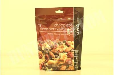 Шоколадно-клюквенная ореховая смесь