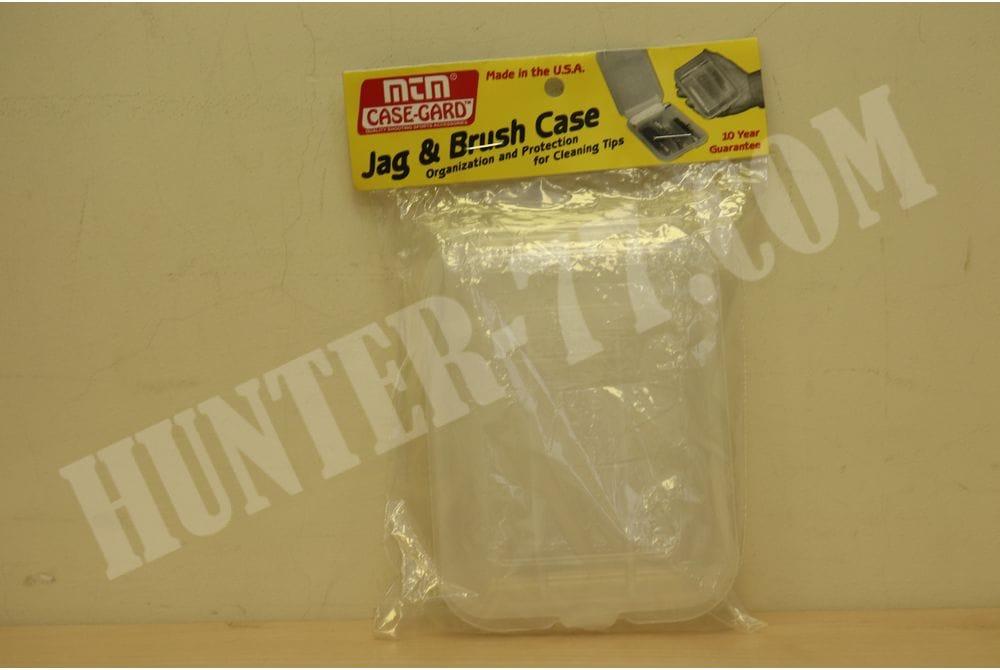 Коробка для насадок шомпола MTM Jag and Brush Case