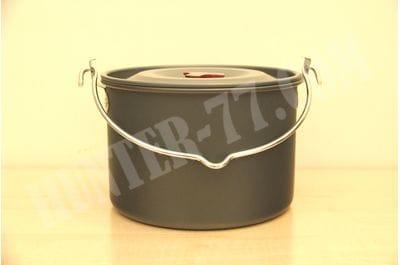 WTS 5L Hanging Outdoor Cooking Pot Aluminum Alloy