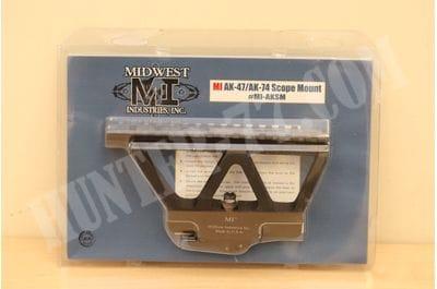 Кронштейн боковой на Сайгу, АК 47/74 Midwest Industries