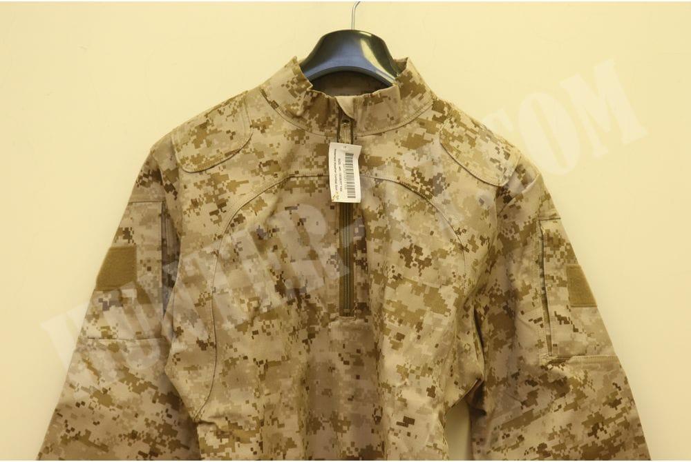 Боевая рубашка IWCS USMC DESERT FROG MARPAT AOR 1