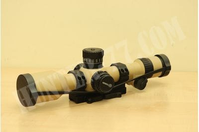 Hensoldt ZF 3.5-26x56 FF Sand Riflescope