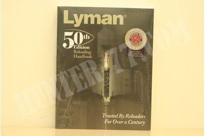 Руководство по релоадингу LYMAN 50-й выпуск