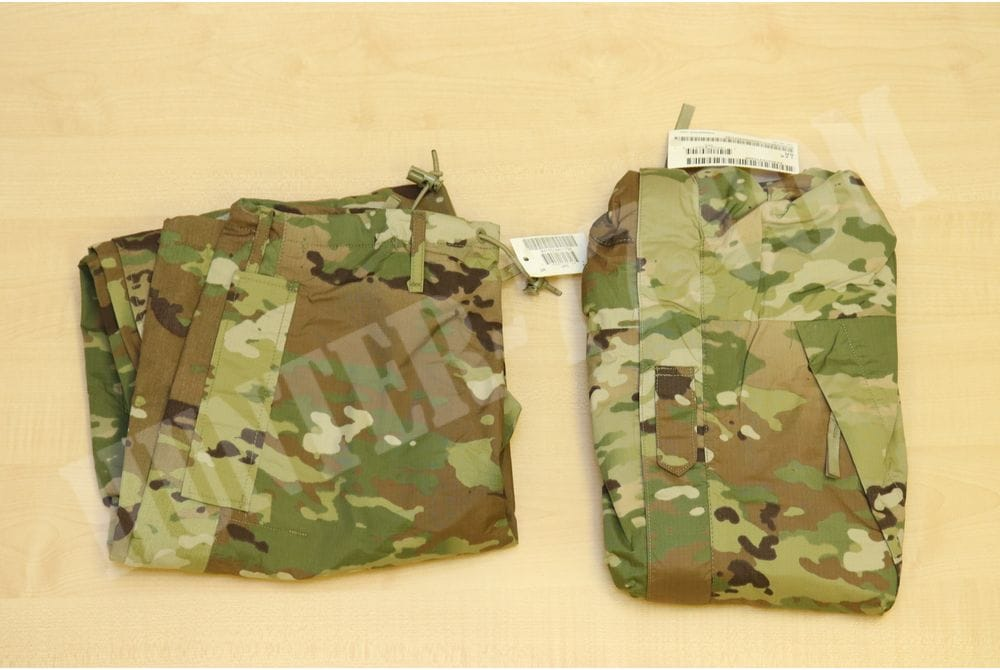 L6 Костюм Куртка - Штаны OCP Scorpion TENNIER INDUSTRIES, INC  gore-tex слой 6 GEN III