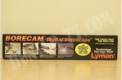 Lyman Borecam Digital Borescope with Monitor