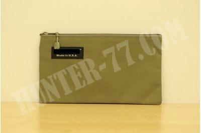 Пакет для документов на молнии 35 х 27 см Tactical Tan