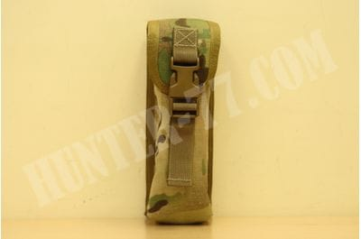 "HIGH HEAT SUPPRESSOR POUCH Large 9-12""  multicam THE FATTY"