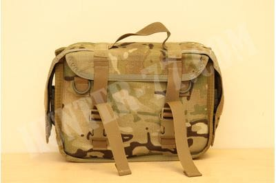 300 Round 7.62mm SAW AMMO BAG Multicam