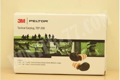 Активные беруши TEP-200 PELTOR Tactical 3M