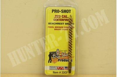 Бронзовый ерш .223 Cal. Centerfire Rifle Brush (.22 Cal./5.56mm) Pro-Shot 22CF