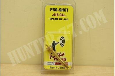 Игольчатый вишер .416 Cal. латунный Pro-Shot J416B