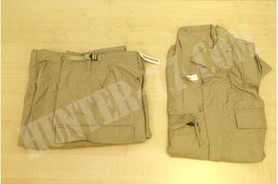 TAN A2CU IABDU AIRCREW CLASS 2 TAN 380 nomex shirt pants set