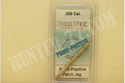 Proof-Positive Rifle Patch Jags Bore Tech's .30 CAL BTAJ-30-00