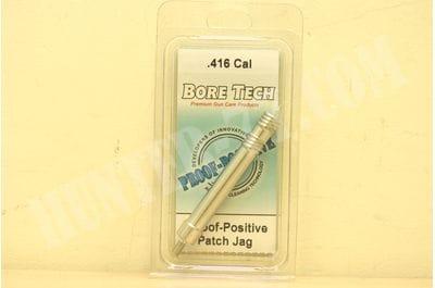 Игольчатый проприетарный .416 CAL вишер Proof-Positive Rifle Patch Jags Bore Tech's .416 CAL BTAJ-416-00